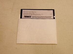 Wood-Car-Rally-by-MECC-for-Apple-II-Apple-IIe-IIc-IIGS