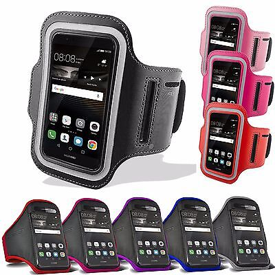 For Huawei Various Mobile Phone Sports Running Gym Armband Case Cover Pouch