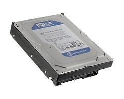 Western Digital 500GB,Internal,7200 RPM,3.5inch WD5000AAKX Hard Drive - $5.60