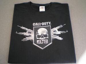 Call-of-Duty-Modern-Warfare-3-Black-XL-T-Shirt-New-MW3