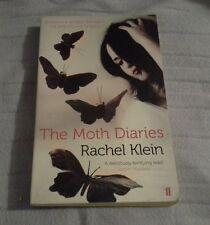 Moth diaries book by rachel klein