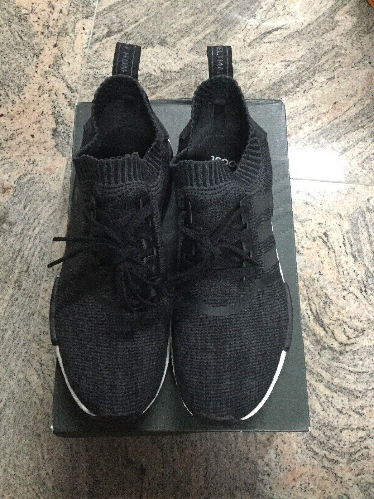 Adidas nmd r1 primeknit inverno lana primeknit r1 misura 12,5 bcffb4