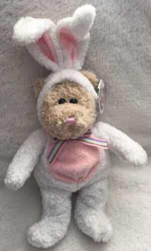 2003 Starbucks Bearista Bear Easter Bunny 26th Edition New With Tags