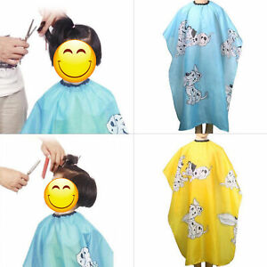 Kinder-Hund-Dressing-Cape-Salon-Kleid-Abdeckung-Barber-Hair-Cut-Tuch-Friseur