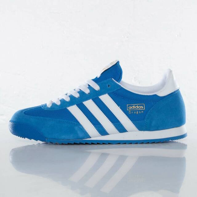 Adidas Originals Dragon New Men's Retro Sports Casual Running Trainers Shoes