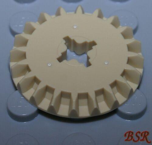 Hr42 50 piezas beige engranajes ruedas engranajes 20 dientes 32198//4514557 /& nuevo!