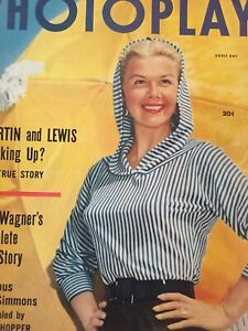 Vintage-Collectible-Movie-Magazine-Doris-Day-Cover-July-1954