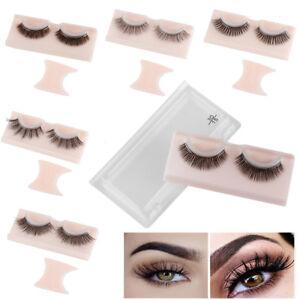 f4e12df7078 1 Pair 3D Self-Adhesive False Eyelashes Non-Irritating Anti-Allergy ...