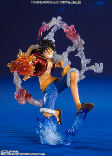 Special Color Edition Japan version Figuarts ZERO Monkey D Luffy -Battle Ver-