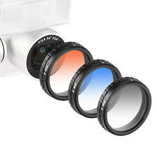 Neewer f DJI Phantom 3 Professional & Advanced Graduated Color Lens Filter Set
