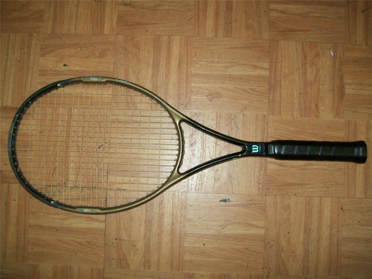 Wilson Prostaff Hammer 4.0 Midplus 95 4 3 8 Tennis Racquet