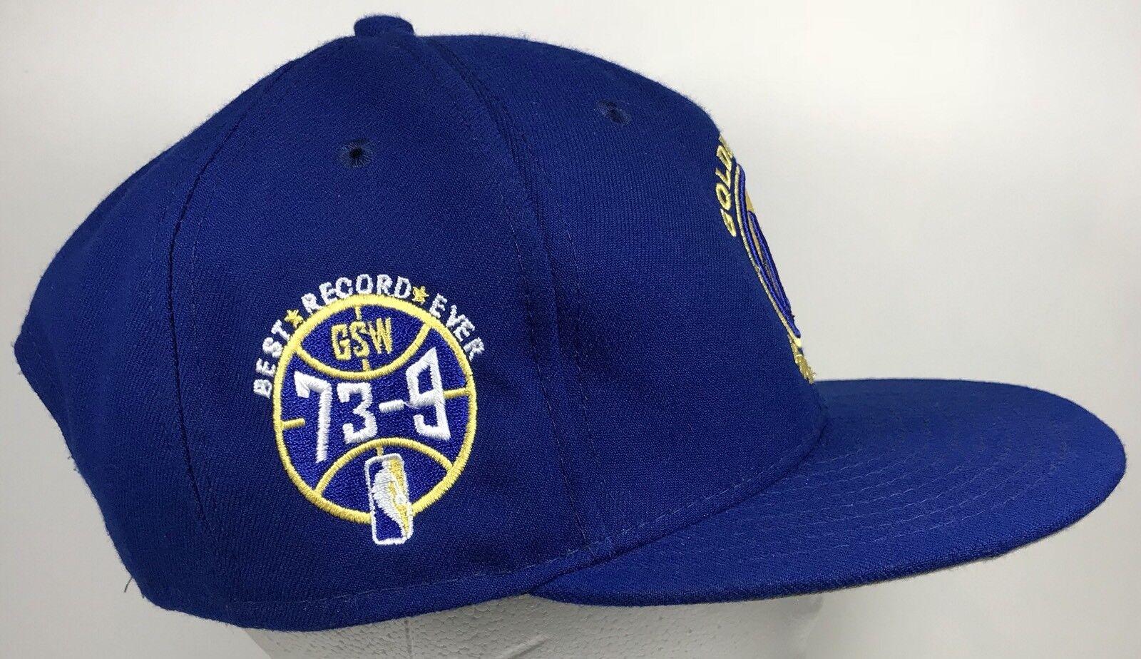 buy popular 49d78 0ff2e ... canada golden state warriors new era 9fifty royal adjustable 950 snap snapback  hat cap 950 adjustable