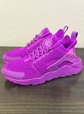 647dd073cd67 item 3 Nike Air Huarache Run Ultra BR Women s Running Shoes Hyper Violet Sz  5 -Nike Air Huarache Run Ultra BR Women s Running Shoes Hyper Violet Sz 5