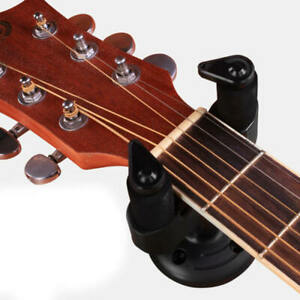 For-Guitar-Bass-Electric-Acoustic-Display-Stand-Wall-Hanger-Bracket-Hook-New-xcv