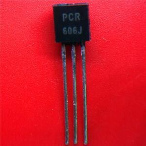 5PCS-PCR606J-0-8A-600V-Encapsulation-TO92-NEW