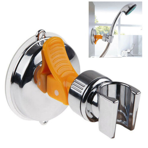 US Universal Bathroom Moving Shower Hand Head Holders Bracket Mount Suction Cup