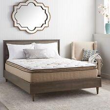 NuForm Quilted Pillow Top 11-inch Short Queen-size RV Foam Mattress