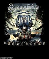 SYMPHONY X -  ICONOCLAST CD COVER Official SHIRT LRG new