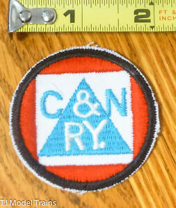 Patch-238-C-amp-N-RY-COLORADO-amp-NORTHWESTERN-Railroad-Patch