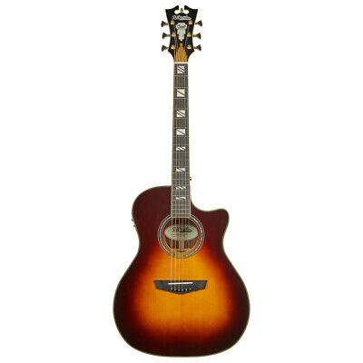 Musical Instruments & Gear Latest Collection Of D'angelico Guitars Excel Gramercy Acoustic Electric Guitar Vintage Sunburst Superior Materials Guitars & Basses