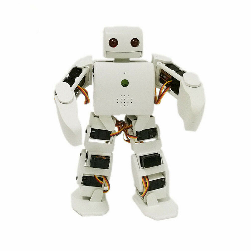 Huuomooid Robot Plen2 For bambini Educational Robot Kit Intelligent Robot giocattolo G2Y4