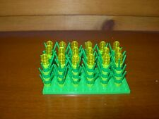 *NEW* LEGO x5 Bamboo Leaves Plant garden Flower House Farm City Corn Tree