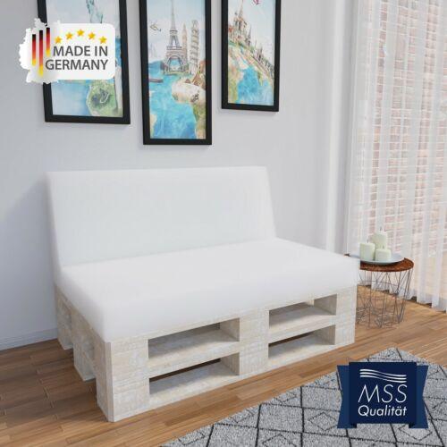 MSS® Schaumstoffplatte für Europalette Polster Polsterauflage 120x80cm