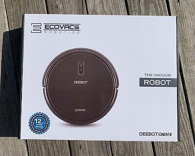Deebot N79w Brown Robotic Vacuum Cleaner 856560007443 Ebay