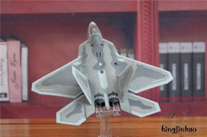 autorización Forces of valor valor valor escala 1 72 Diecast F22 Raptor Stealth súperioridad aérea de EE. UU. luchador  venta caliente