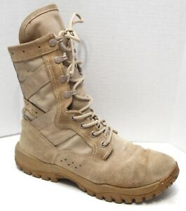 new arrival de487 7786d Details about Belleville One Xero 320 Desert Tan Ultra Light Assault Boot  SZ 6W