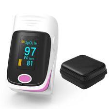 Professional Pulse Oximeter Oled Blood Oxygen Oximeter Pr Spo2 Blood Oxygen
