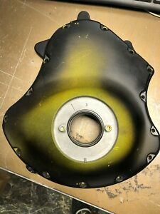 Harley-Davidson-Left-Engine-Cover-25907-04K-SEE-PHOTOS