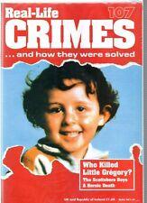 Real-Life Crimes Magazine - Part 107