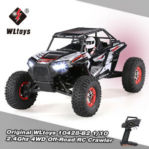 Details about WLtoys 10428B2 1/10 2 4G 4WD Electric Off-Road Buggy Desert  Baja RC Car RTR N0O4