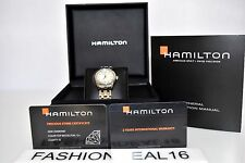 New HAMILTON Women's Jazzmaster MOP SS Diamond H32281197 28mm $1560.00 Watch