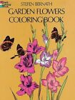 Garden Flowers Coloring Book 9780486231426 by Stefen Bernath Paperback