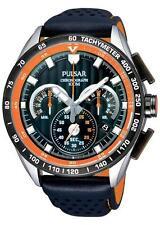 Pulsar Herrenuhr Chronograph PU2071X1 Analog Chronograph, Stoppuhr, Tachymeter L