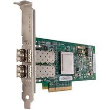 HP AJ764A QLOGIC QLE2562 NEW DP 82Q 8GB PCI-E HB FC ADAPTER