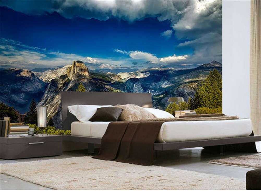 Elegant Slight Sky 3D Full Wall Mural Photo Wallpaper Printing Home Kids Decor