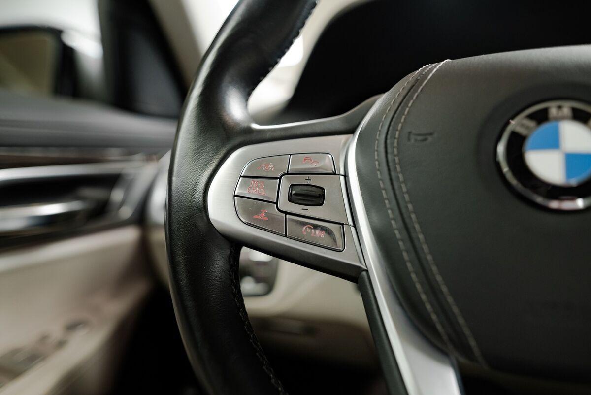 BMW 740i aut.