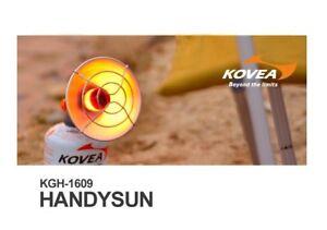 Image Is Loading New Kovea Kgh 1609 Handysun Portable Small Outdoor