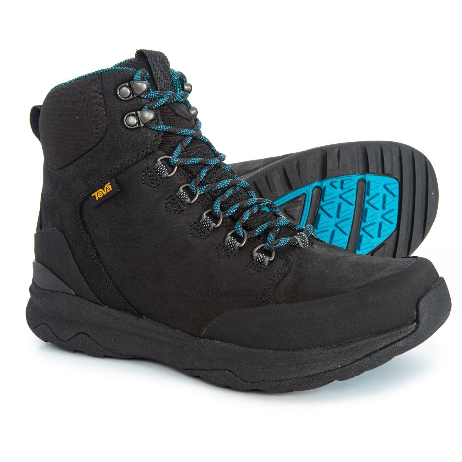 New Men`s Teva Arrowood Utility Tall Hiking Boots Waterproof Thinsulate 1018227