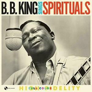 King-B-B-Sings-Spirituals-180-Gram-Vinyl-Limited-Edition-New-Vinyl