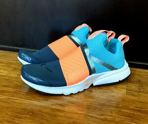 Details about Nike Air Presto Extreme Blue Multicolor 870022-402 Running Size 7Y / Women's 8.5