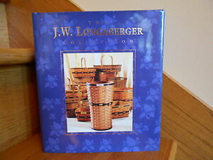 Longaberger-JW-Collection-Book-Commemorative-mint-cond-96-pages-free-shipping