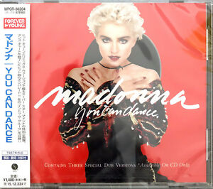 Madonna-CD-You-Can-Dance-Japan-M-M-Scelle