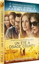 DVD *** UN ETE A OSAGE COUNTY *** Meryl Streep, Julia Roberts ( neuf emballé )