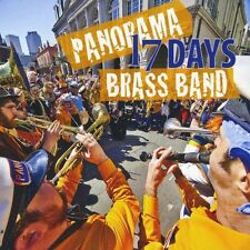Panorama Brass Band - 17 Days [New CD]