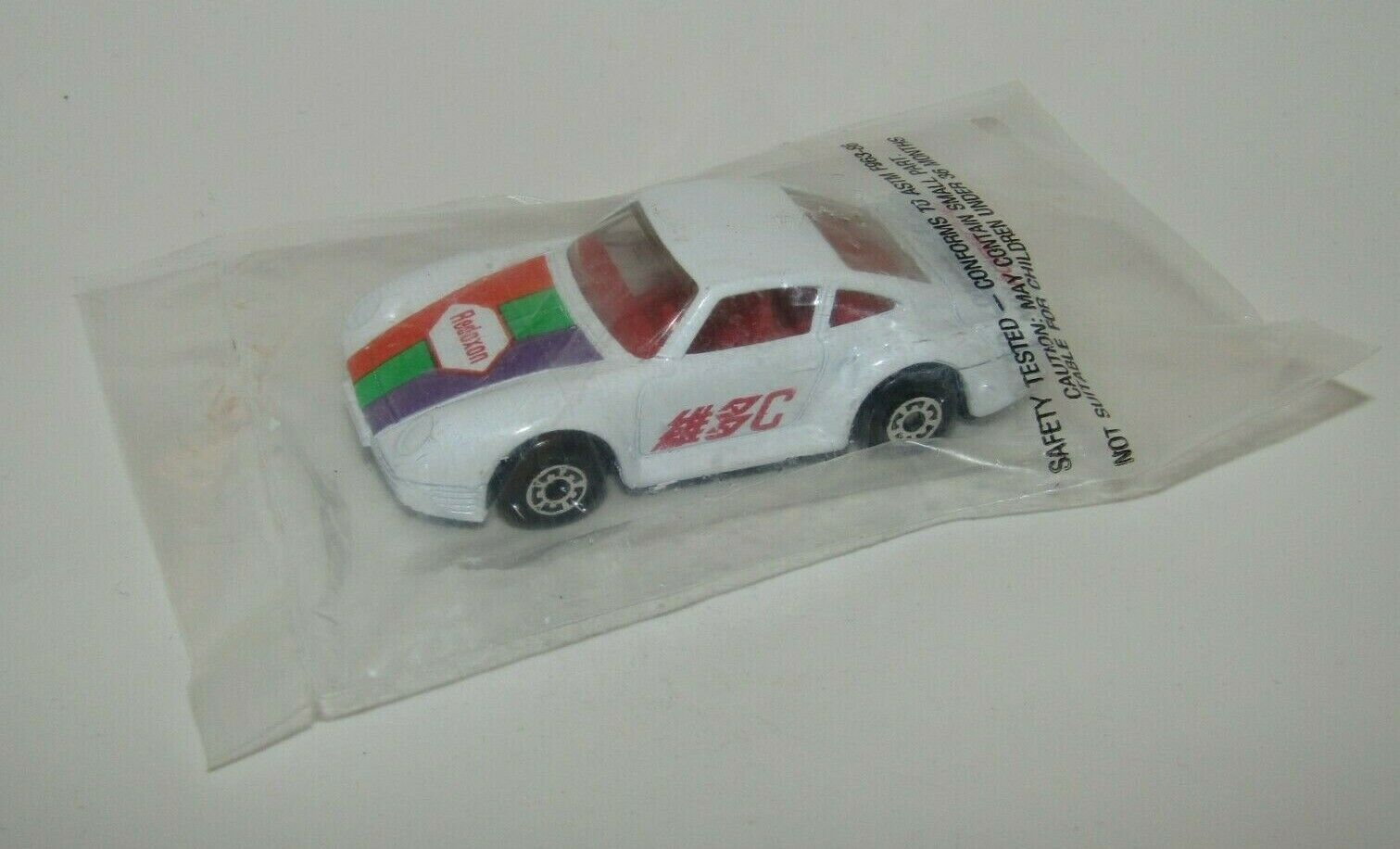 Matchbox Superfast Porsche 959 rotOXON MEGA RARE 30 Pack Bucket SEALED Bag