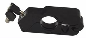 Universal-Aluminum-CNC-Motorcycle-Handle-Throttle-Grip-Security-Lock-w-2-Keys-BK
